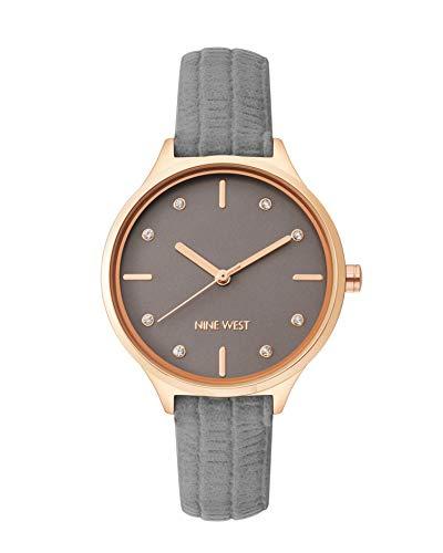 Nine West Dress Watch (Model: NW/2556RGGY)