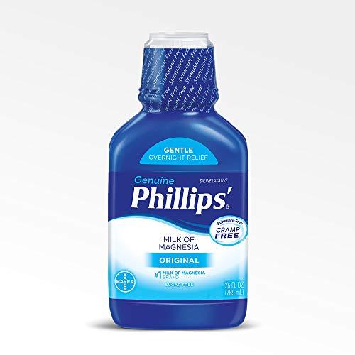 Phillips' Milk of Magnesia Laxative (Original, 26-Fluid-Ounce Bottle)