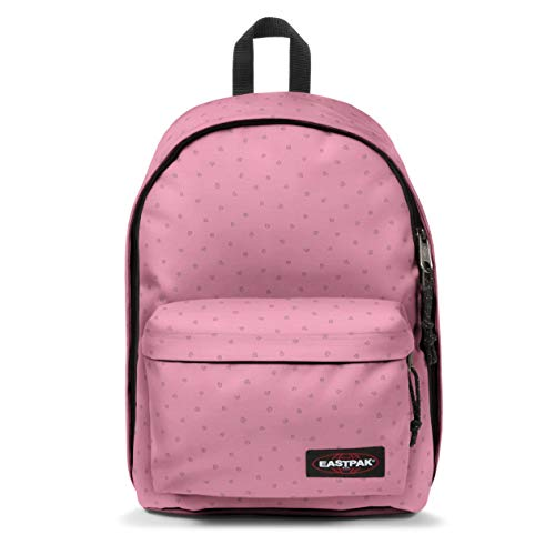Eastpak Out Of Office Mochila  44 Cm  27  Rosado  Tribe Rocks