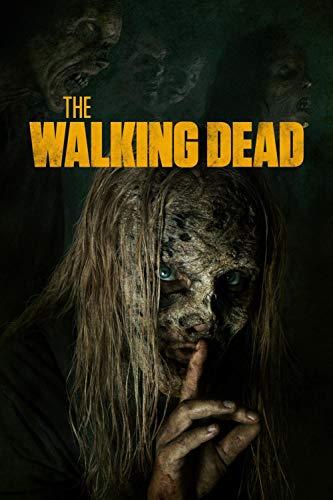 YJXL The Walking Dead TV Show Posters Puzzle 1000 Piezas Adultos 3D Juguete Educativo Intelectual de descompresión Divertido Juego Familiar DIY cumpleaños Regalos 75x50cm