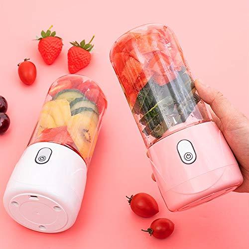 LYYN Mini USB wiederaufladbare tragbare elektrische Entsafter Obst Gemüse Mixer EIS Smoothie Maker Mixer Maschine Entsaftung Tasse mit Deckel