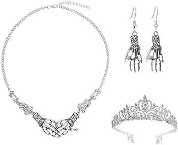 Makone Halloween Jewelry Set