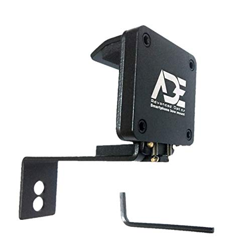 Ade Advanced Optics Smartphone Cell Phone Holder Bow Mount for for Compound Recurve Bow Hunting