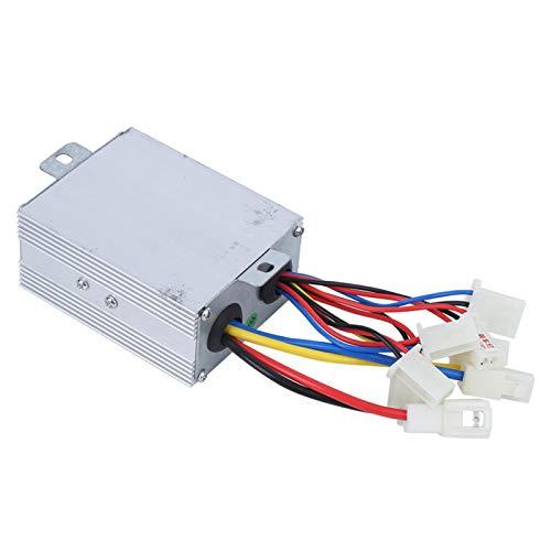 Aoutecen con excelente Dispositivo de Controlador de Triciclo eléctrico de disipación de Calor, Dispositivo Fijo, fácil de Instalar y Quitar Resistencia Total a la fricción