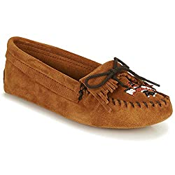 Minnetonka Women's Thunderbird Softsole Moccasin