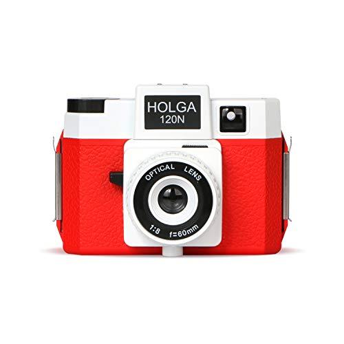 Holga 120N LOMO Kamera F/11 Filmkamera Lichtauslaufende Narrenkamera Mehrere Bilder Sofortbildkamera
