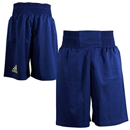 adidas Pantaloni Multi punzone Pantaloni Micro Diamante Blu Diamante/Giallo Taglia XL