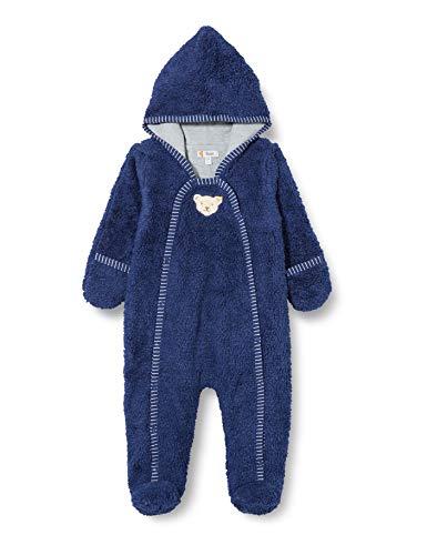 Steiff Baby-Jungen Einteiler Nachthemd, DEEP Cobalt, 074