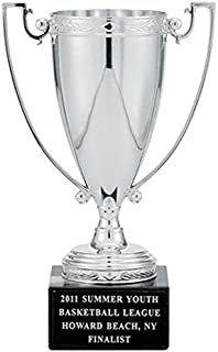 Includes Personalization Awards and Gifts R Us Customizable 8 Inch Gold Acrylic Star Tower Award
