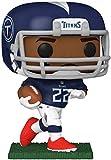 Funko- Pop NFL Tennessee Titans-Derrick Henry W7 Figura coleccionable, Multicolor (50975)
