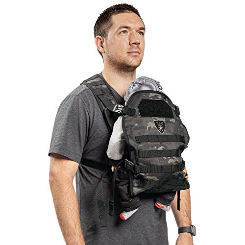 TBG - Mens Tactical Baby Carrier...