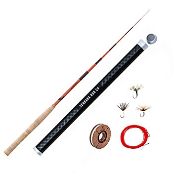 Tenkara Rod Co Sawtooth Fly Fishing Rod - Package