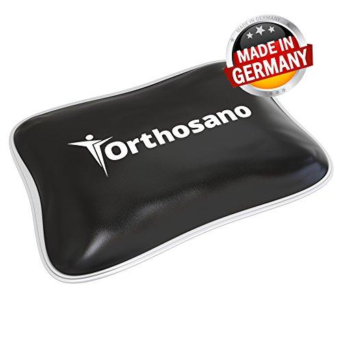 Orthosano Profi Moorwärmekissen (Moorgel) inkl. Gratis Baumwollhülle ~ Made in Germany ~ Moorwärmflasche