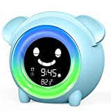 Kids Digital Alarm Clock, Toddler...