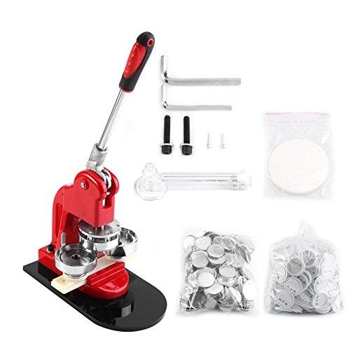 Chapas para máquina de hacer chapas, con 1000 piezas de