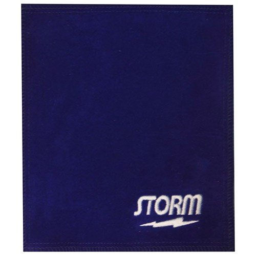 Storm Bowling Royal Blue Leather Shammy Towel by Storm