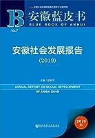 安徽蓝皮书:安徽社会发展报告(2019)