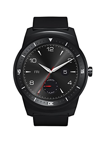 Smartwatch Android LG G Watch R Nero - LGGW100R