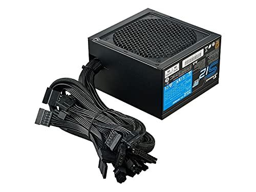 Seasonic S12III 650 - Fuente de alimentación de PC no Modular - 80 Plus Bronce - 650 vatios