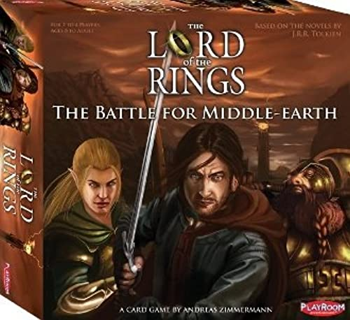 The Lord of the Rings  The Battle for Middle-Earth Game by Playroom Entertainment