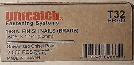 Best straight finish nails Reviews