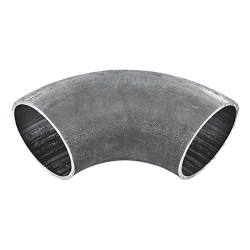 Stahl St37 Rohrbogen Schweißbogen nahtlos 3 S 90° - Ø 33,7 x 2,6 mm