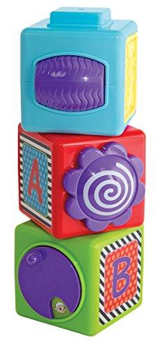 Simba - 104010001 - Cubes À Empiler ABC