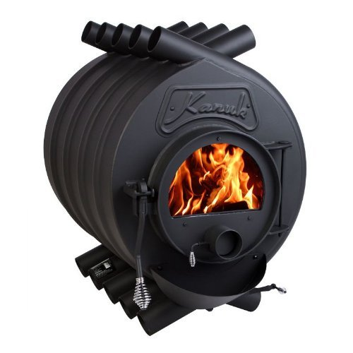 Poêle à bois Kanuk® 2 avec 17 kW