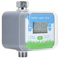 灌漑タイマー、デジタルウォータータイマー、自動灌漑コントローラー家庭菜園農業生産のためのワンボタン操作