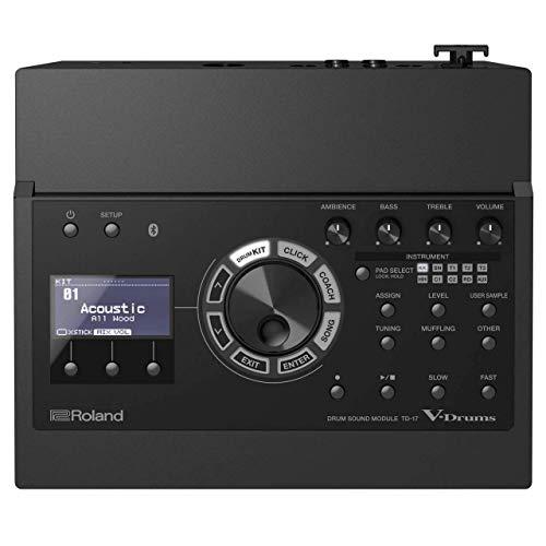 6. Roland TD-17 Drum Sound Module