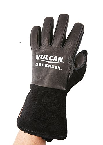 Vulcan Defender Professional MIG Welding Gloves - Master Welder Series