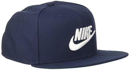 Nike Cap Sportswear Pro, Obsidian/Pine Green/Black/White, One Size, 891284-451