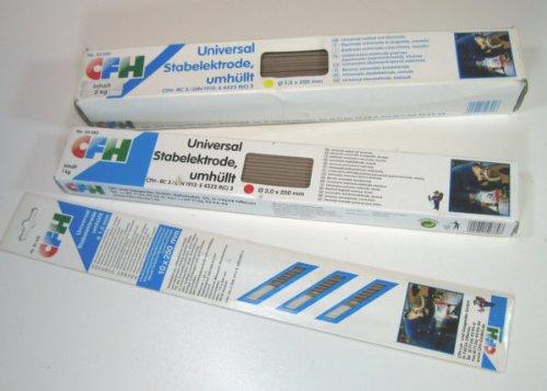 Schweißelektroden 2,0mm 2kg von CFH