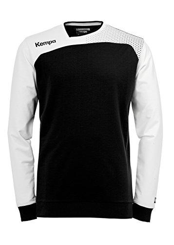 Kempa EMOTION TRAINING TOP - schwarz/weiß, Größe:XL