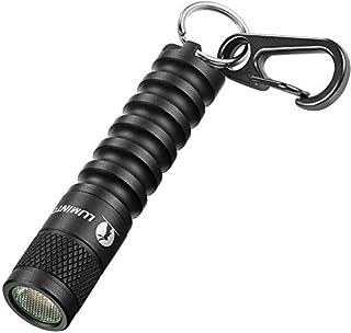 مصباح يدوي لومينتوب EDC01 حلقة مفاتيح صغيرة، 120 لومن، 3 أنماط الإخراج، مقاومة للماء IPX-8، تعمل ببطارية AAA واحدة مثالية ...