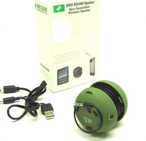 Haut-parleur Bluetooth pour rappel des oiseaux.