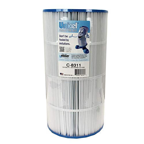 Unicel C-8311 100 Sq. Ft. Swimming Pool Replacement Cartridge Filter for Hayward XStream CC1000RE