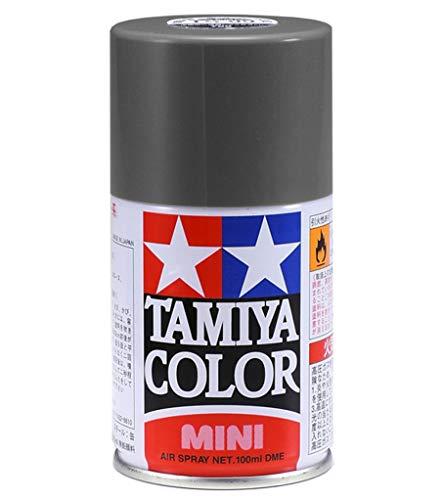 Tamiya TS-38 Gun Metal Spray Lacquer 100ml