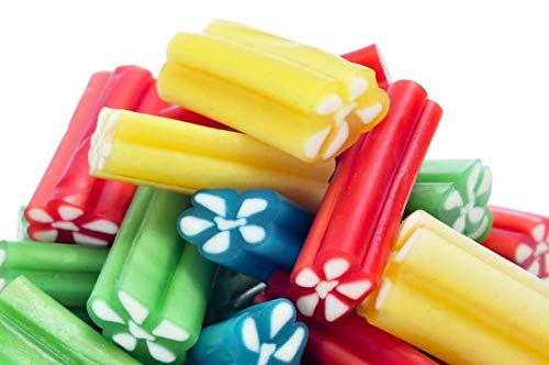 Damel Munitiestaafjes Snoep Mix – 1 kg zak