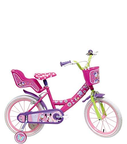 Mondo - 25117 - Vélo - Minnie Mouse - 14'
