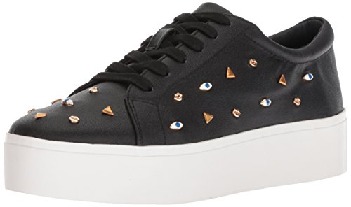 Katy Perry Women's The The Dylan Sneaker, black, 6.5 M Medium US