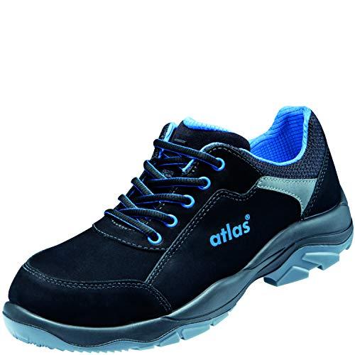 Atlas alu-tec 62 | ESD - EN ISO 20345 S2 - W12 (44 EU, schwarz)