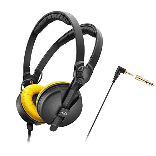 Best Bargain Sennheiser HD 25 Closed Hi-Fi Stereo Headphone, Limited Edition