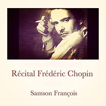 Récital Frédéric Chopin