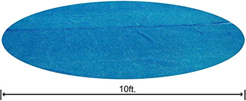 DIF 10 pies Steel Pro Frame, Solar Pool Pool Cover, 10 pies