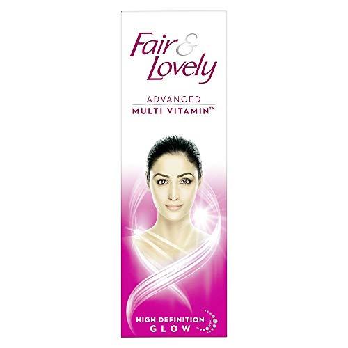 Fair & Lovely Advanced Multi Vitamin Face Cream, 110 g 1