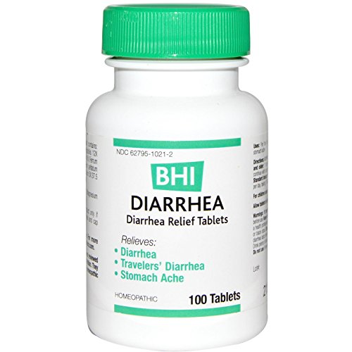 HEEL - Diarrhea, 100 tablets