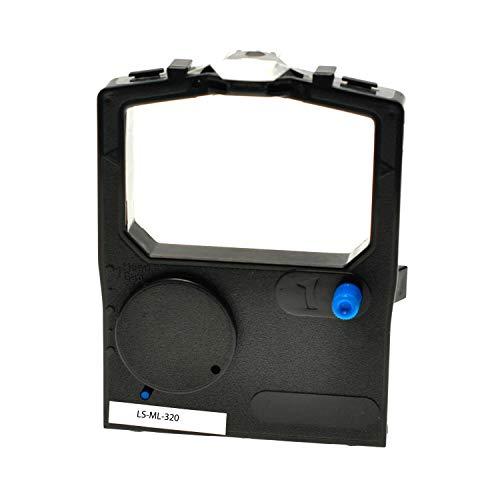Farbband für Oki ML 320 09002310 schwarz - Kompatibel,schwarz