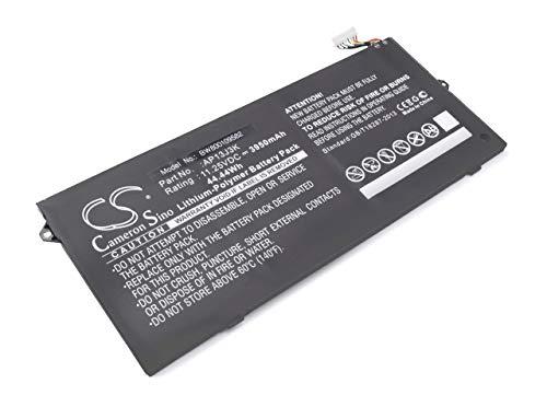 vhbw Li-Polymer Batterie 3950mAh (11.25V) pour Notebook Acer Chromebook C720, C720-2844, C720-3404, C720-3605, C720P, C740 comme KT.00304.001.