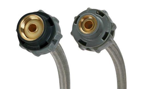 Fluidmaster b1F30cs Click Dichtung Wasserhahn-Anschluss mit 3/8Zoll Kompression 1/2'x 1/2FIP, 30